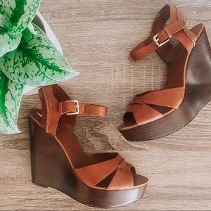 Lauren Ralph Lauren Deirdre Platform Sandals